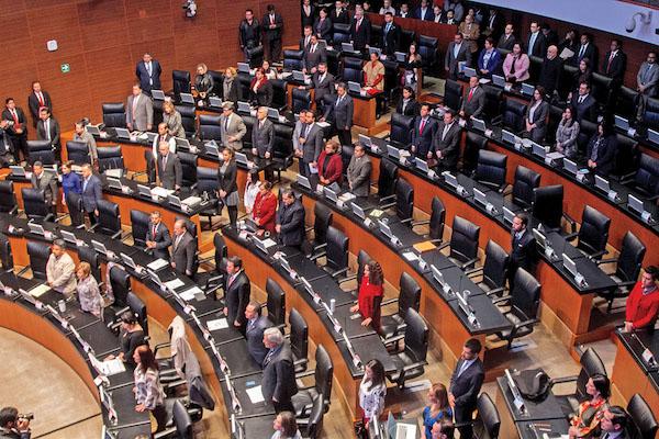 El próximo 1 de febrero inicia el periodo ordinario de sesiones en el Congreso de la Unión. FOTO: GALO CAÑAS/CUARTOSCURO.COM