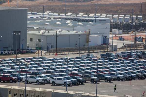 Hay mucho interés de este proyecto por parte de Toyota, Mazda, Honda y Nissan. Foto: Archivo | Cuartoscuro