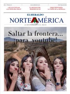 Edición Impresa: El Heraldo Norteamérica 26 de mayo de 2019