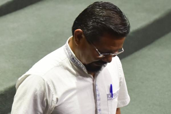 Morena ratificó la suspensión por seis meses de los derechos partidarios de Cipriano Charrez. Foto: Archivo | Cuartorscuro