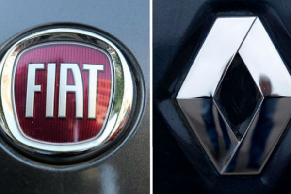 Fiat Chrysler Automobiles propuso a Groupe Renault la combinación de sus respectivos negocios como una fusión 50/50