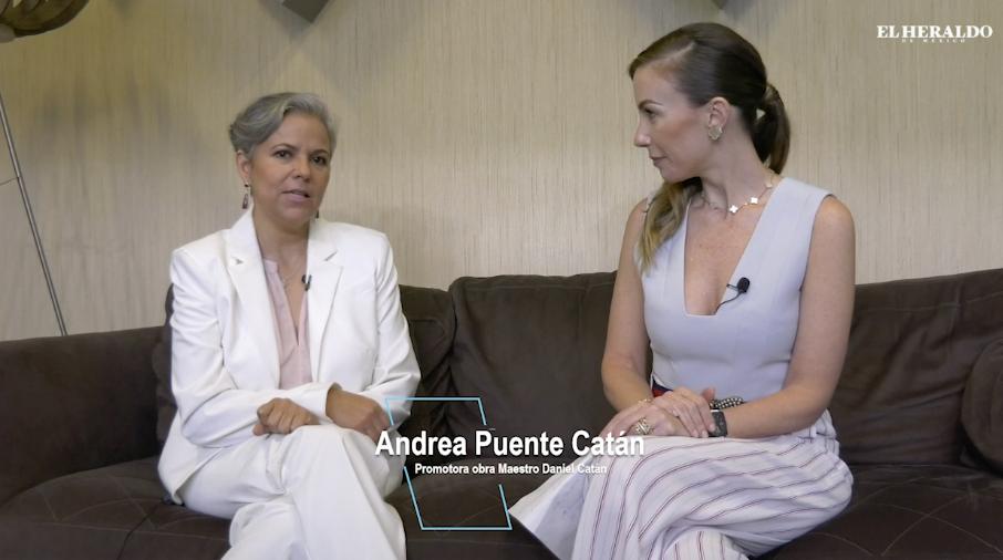 Mira quién habla: Andrea Puente Catán