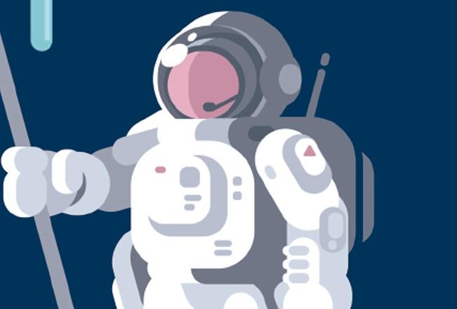 Para ese año, la llegada del primer hombre a la luna habrá ocurrido 55 años atrás. Foto: Allan G. Ramírez