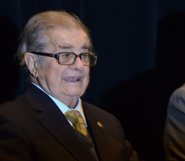 El historiador cumplió 93 años en febrero pasado. Foto: Cuartoscuro