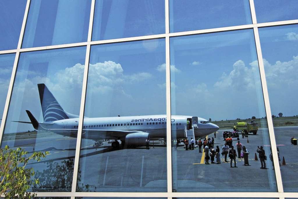 ● Los 19 aeropuertos de ASA tienen 2.1% de participación del mercado aéreo en el país.FOTO: ESPECIAL
