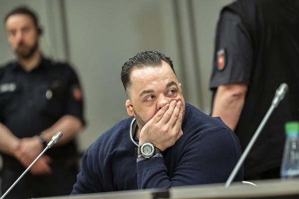 Enfermero alemán sentenciado por asesinato
