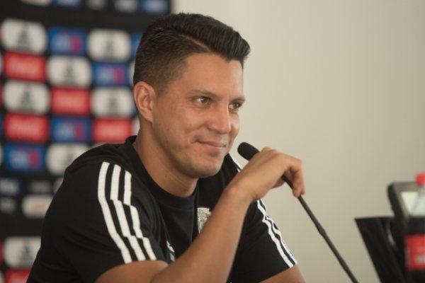 Diego Ramírez Sub 20 Selección Mexicana