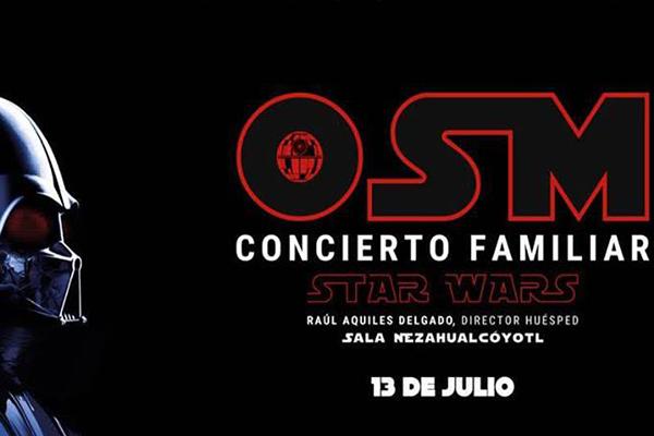 concierto sinfónico de Star Wars