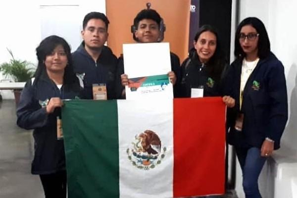 estudiantes de hidalgo ganan premio de robotica