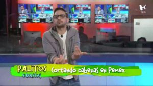 Carlos Allende en palitos y bolitas