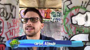 Carlos Allende desde España con las noticias explicadas con Palitos y Bolitas