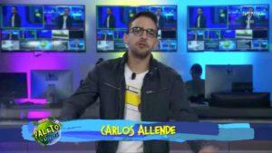 Carlso Allende en el foro de Palitos y bolitas